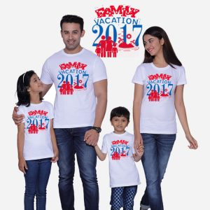 vacation family t-shirts